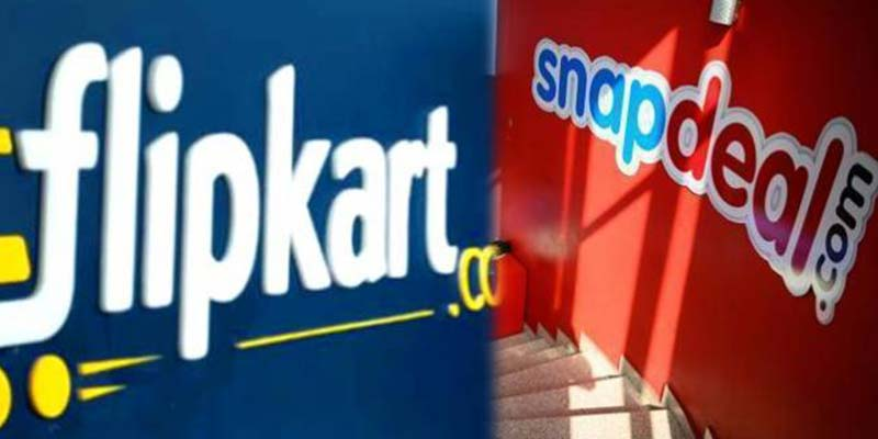 Flipkart and Snapdeal