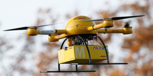 Parcelocopter