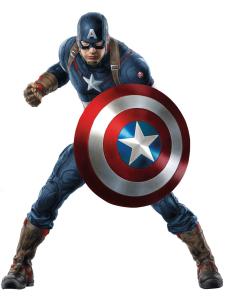 avengers startup capt america