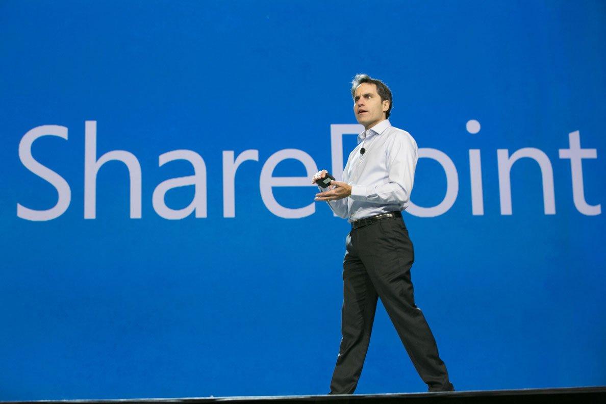Microsoft Corporate VP Jeff Teper. Pic- Microsoft