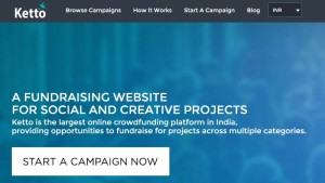 crowdfunding websites india ketto