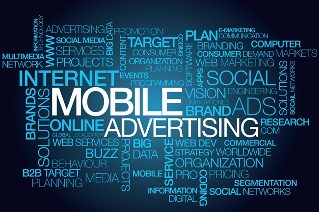 mobile advertising technology cover