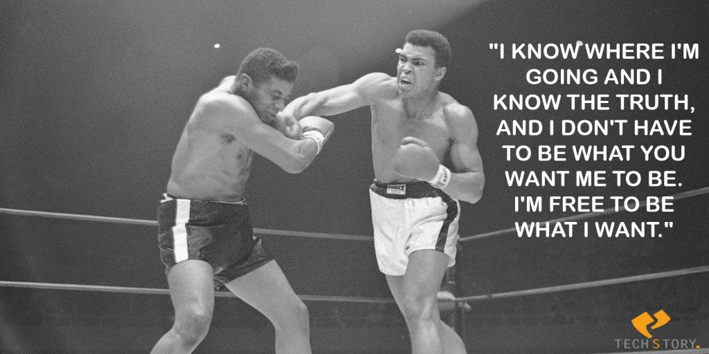 Muhammad Ali vs Floyd Patterson Boxing
