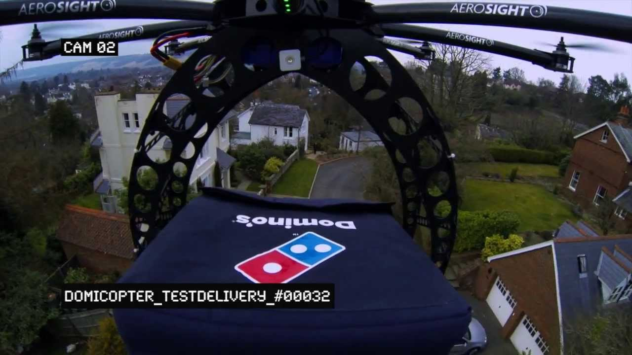 dominoes drone with Drone Delivery on Chupa Chups Barman additionally Drone Delivery furthermore Augmented Reality Rises In Virtual Reality Shadow also Mainre likewise Drone Delivery Plans Hindered New Faa Proposed Rules.