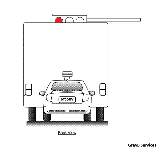 google Driverless car-stopped-at-signal
