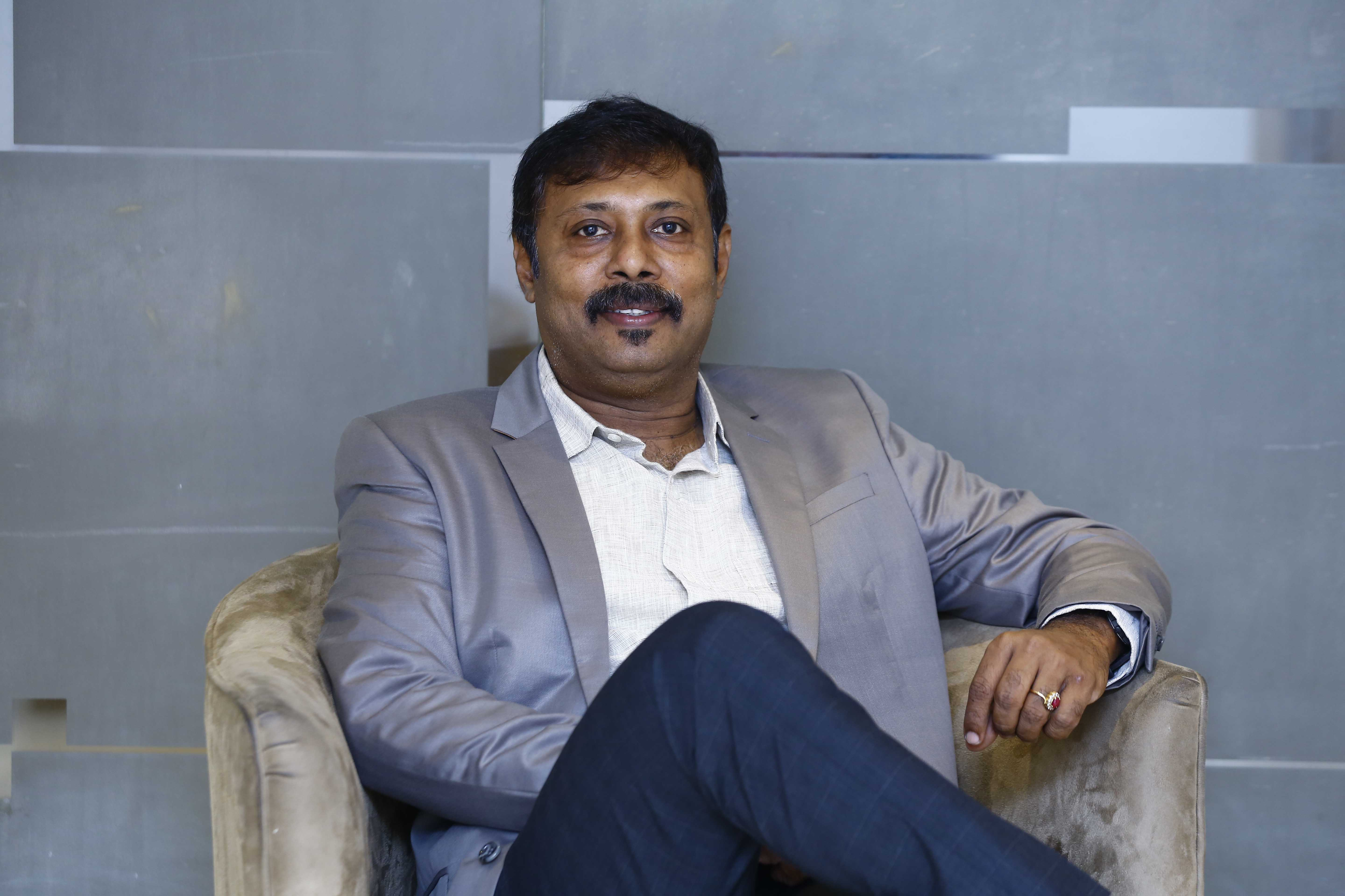 Mr. Sridharan Sivan_Founder and CEO S10 Health
