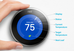 Nest Thermostat for a Smart Home