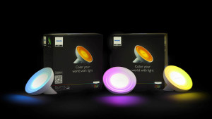 Philips' Hue lights for smart home