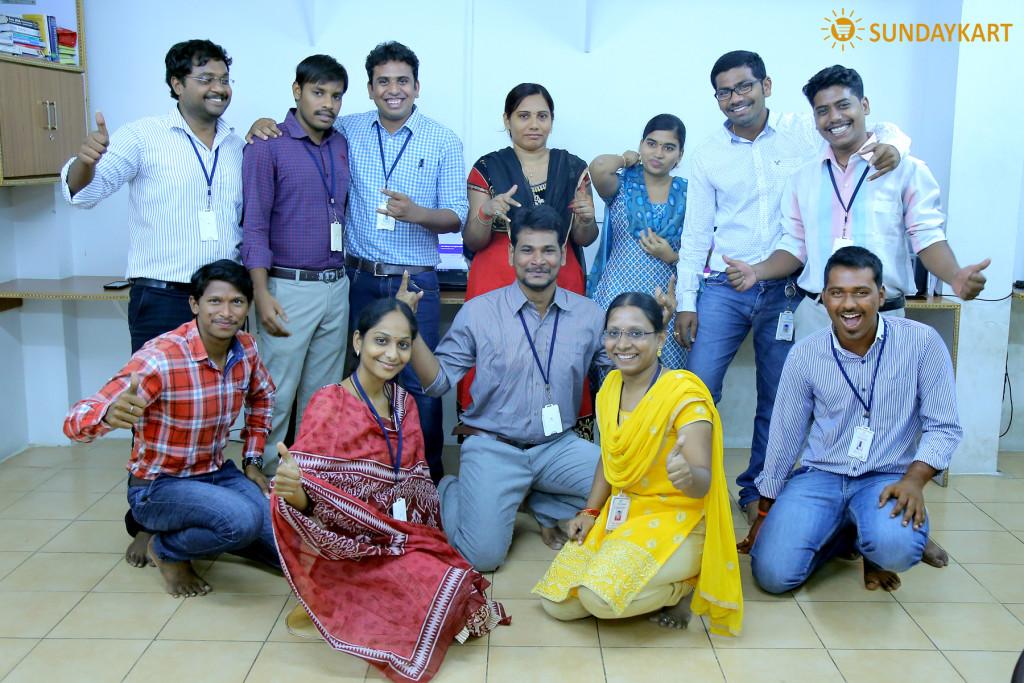 sundaykart team