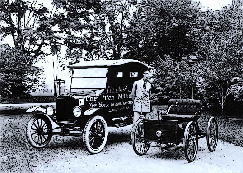 Henry Ford - Innovation unparalleled!