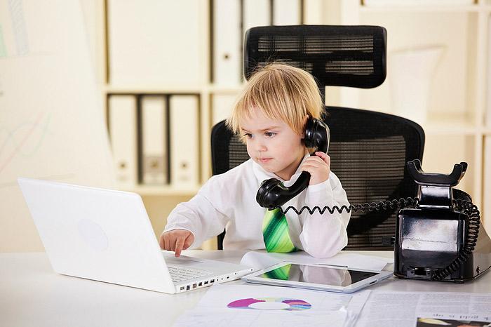 child entrepreneurship rule