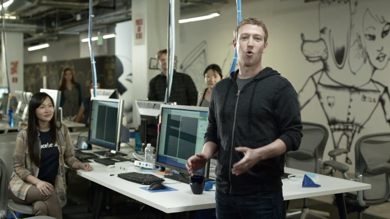 Facebook CEO: Mark Zuckerberg