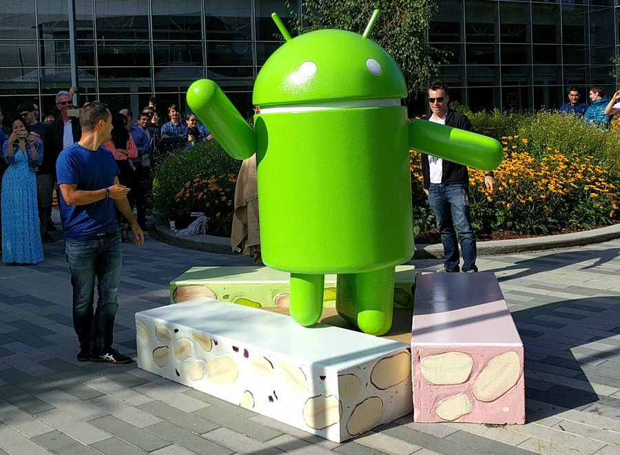 tech this week Android N