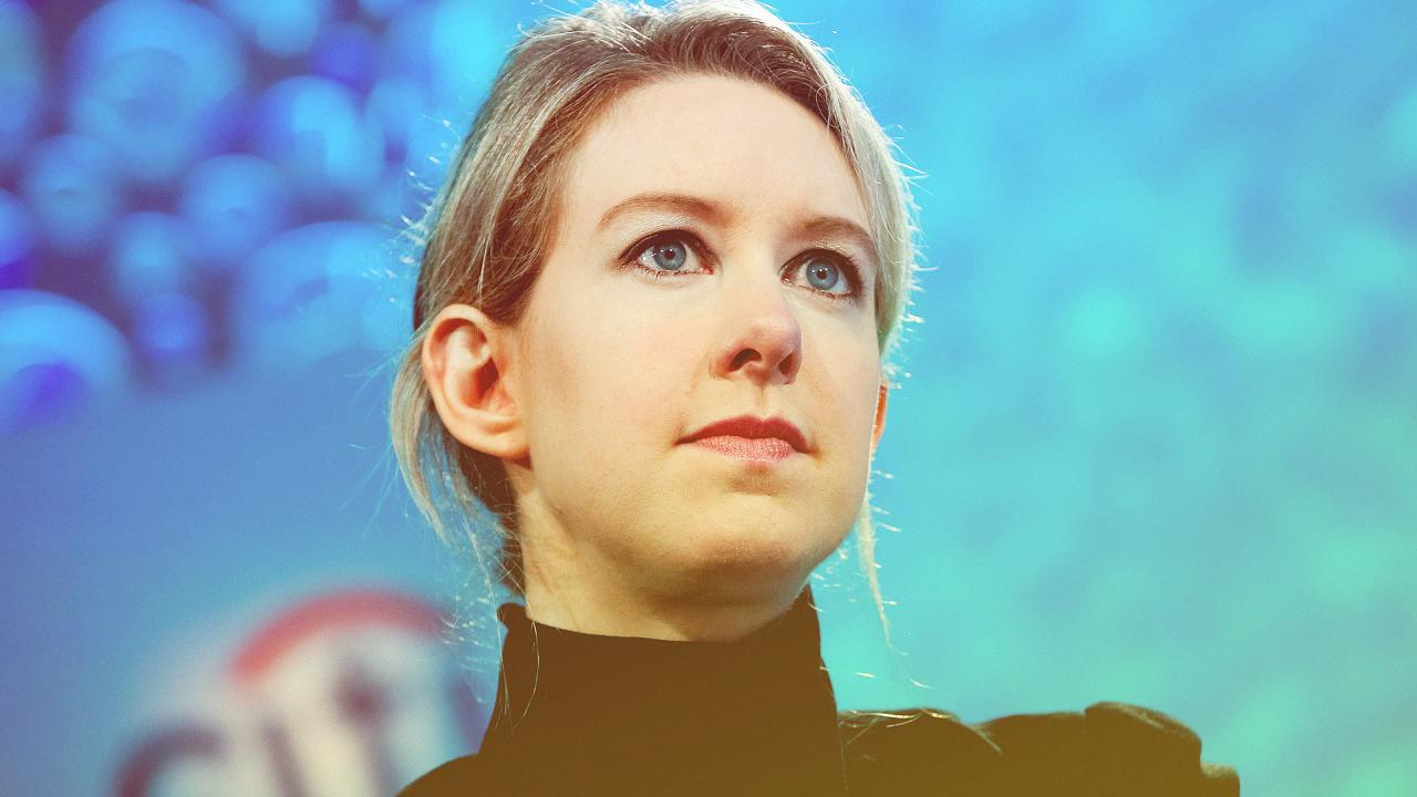 Theranos CEO Elizabeth Holmes