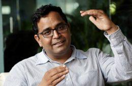 Vijay Sharma, Founder of Paytm (Image : dnaindia.com)