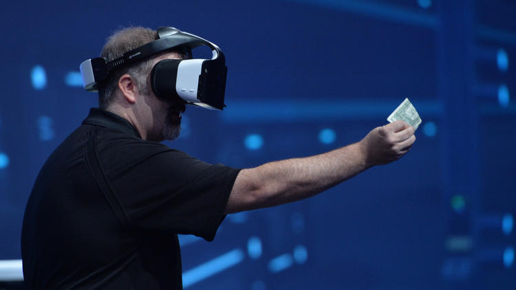 Intel unveils Project Alloy VR headset in merged-reality push