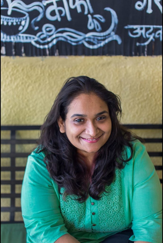 Deepti Kasbekar is the Managing Director at The Mesh