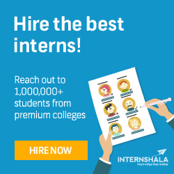 Internshala - Hire best interns