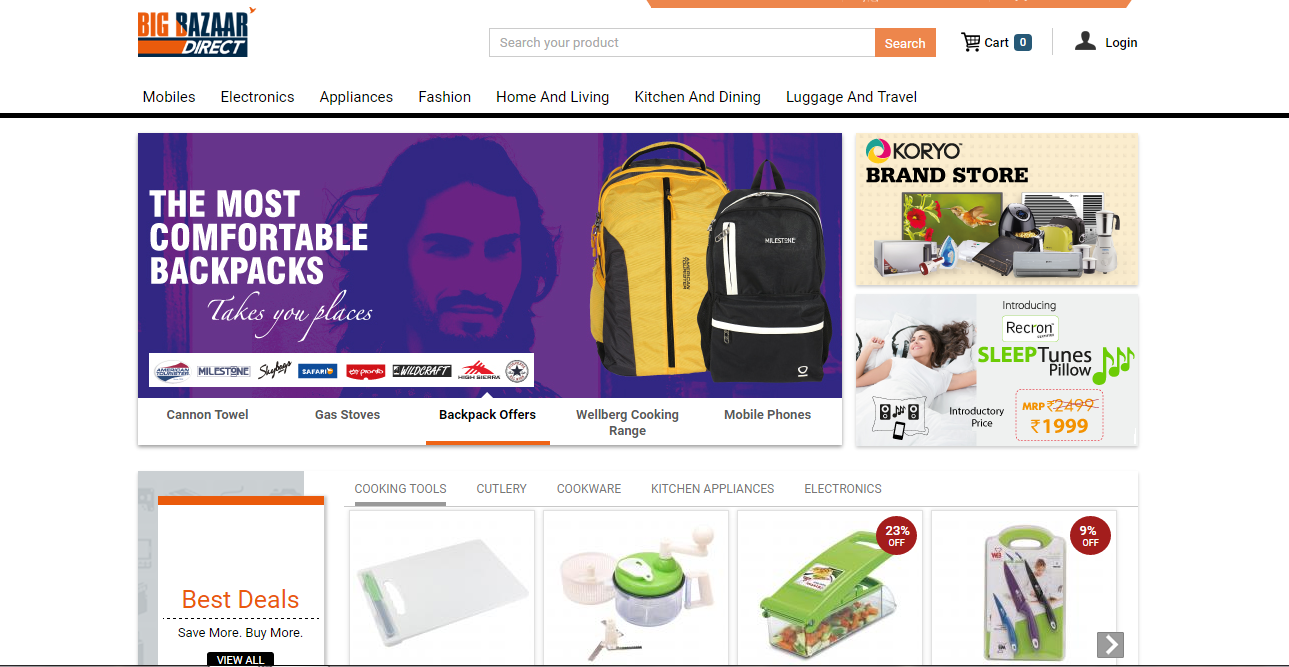 Big Bazaar Direct