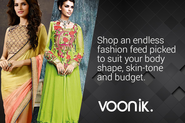 voonik new user coupons