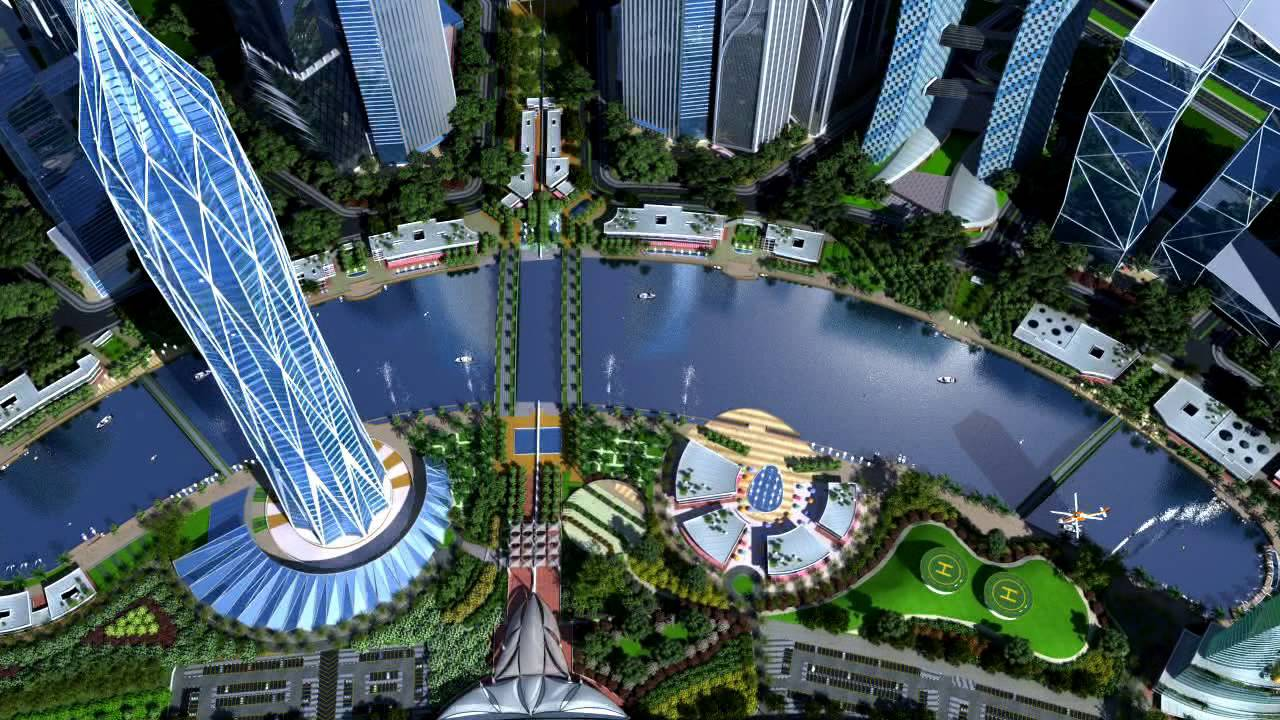Features Available In India S First Smart City