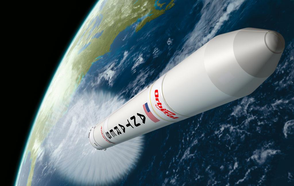 space tech orbital