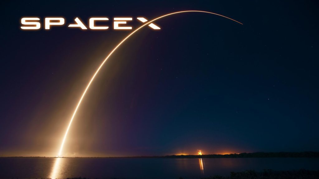 space tech spacex
