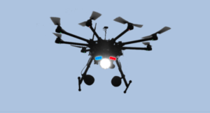 tech this week security drone