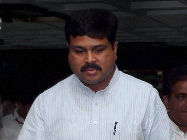 Petroleum and Natural Gas minister Dharmendra Pradhan (Image : oneindia.com)