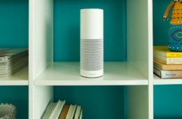 Amazon's Echo (Image : Bloomberg)