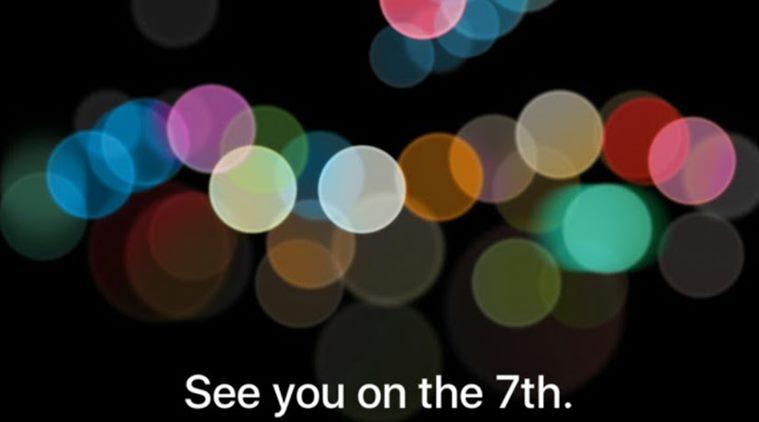 iphone 7 launch