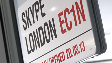 Skype london