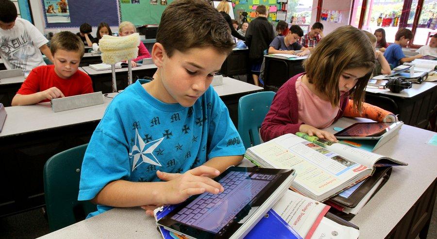 Innovative Use Of Classroom : The shift to digital learning tools and how this empowers