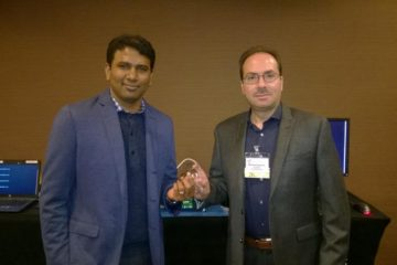 Soft Machines, founded by Intel veterans Mahesh Lingareddy (left) and Mohammad Abdallah, Image : bizjournals.com