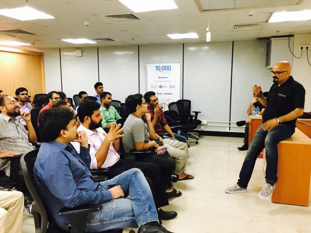startup hustle event