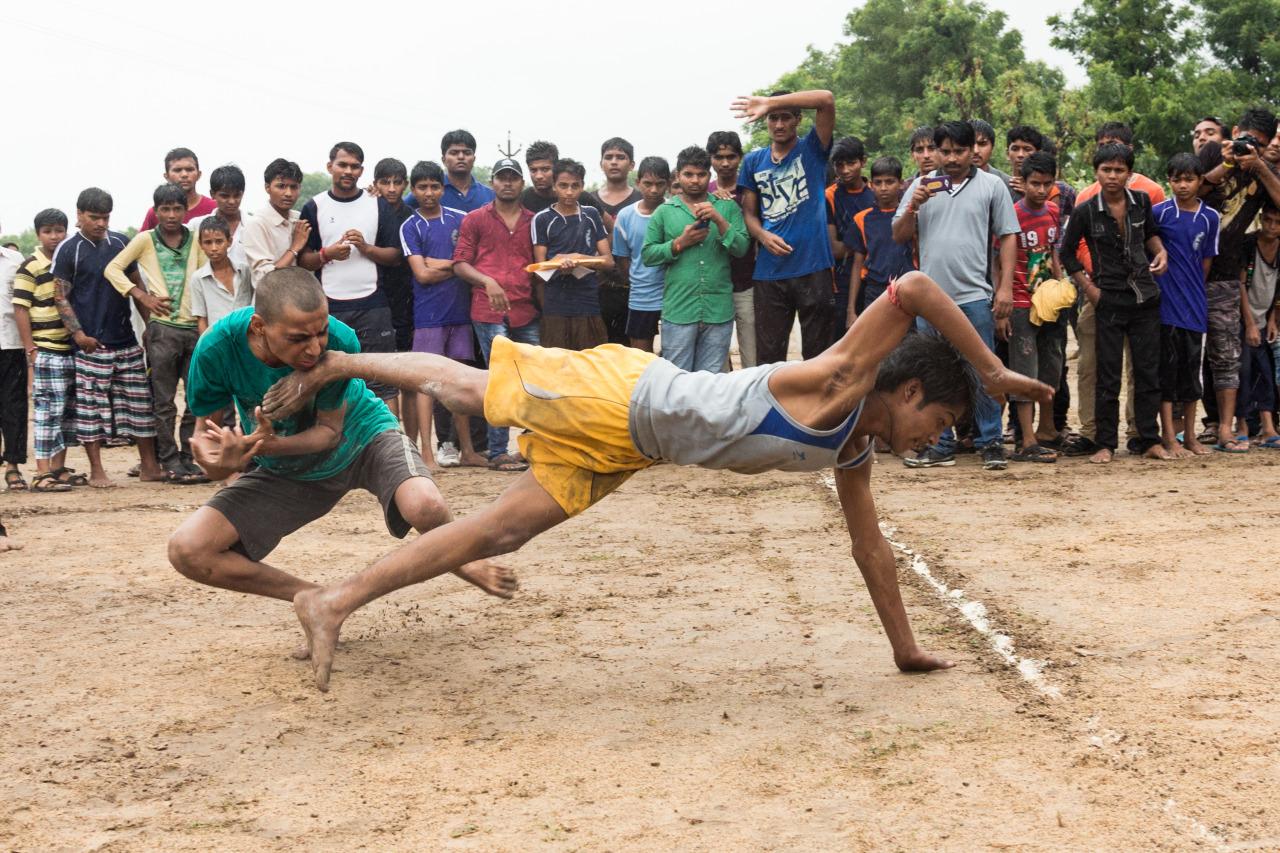 startup playing kabaddi