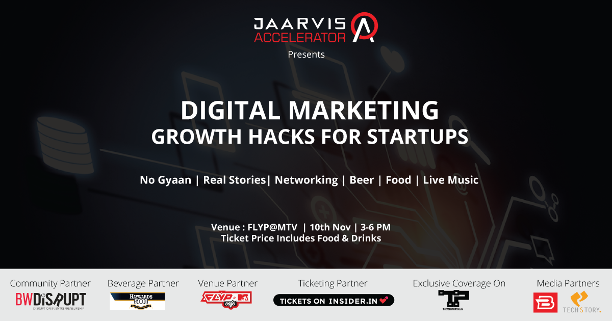 jaarvis accelerator digital marketing