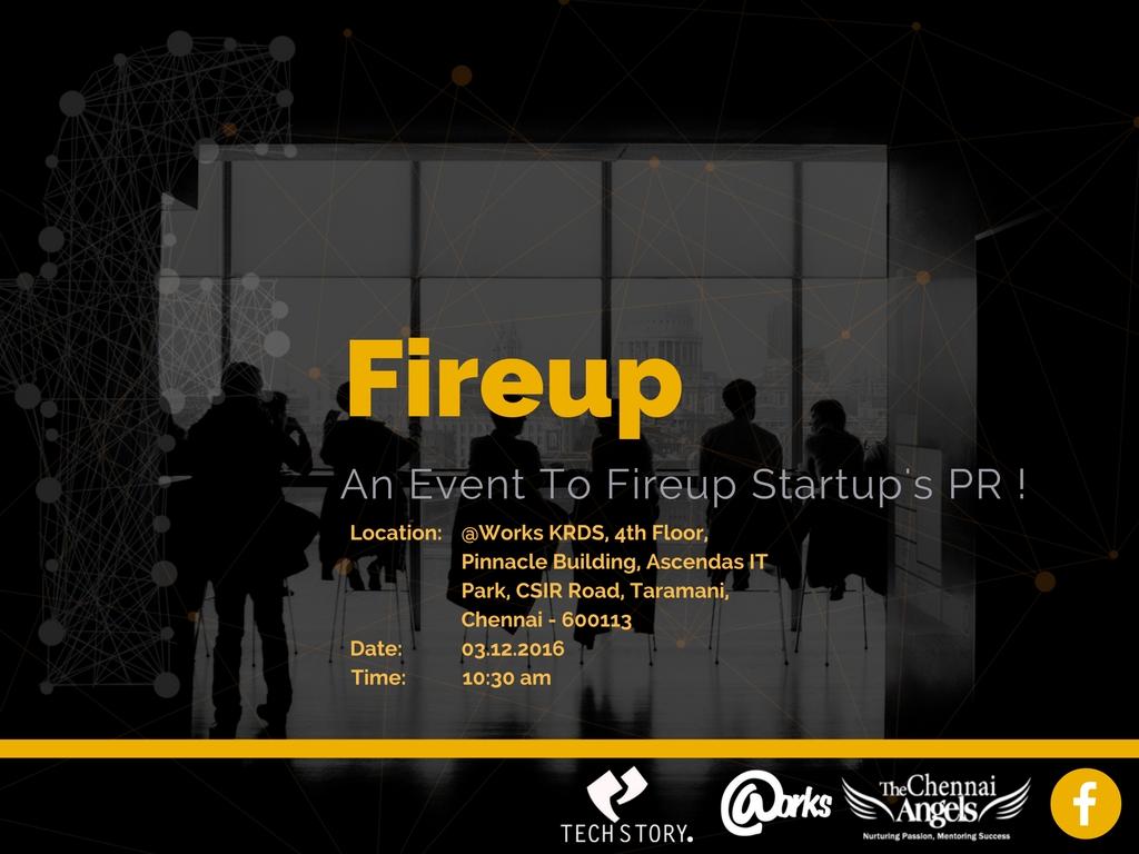 techstory fireup event