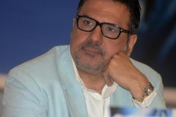 Actor Boman Irani during a 7-days Film Festival organised by South Dum Dum Municipality where movies from across India will be show cased in Kolkata on Dec.1, 2013. (Photo: IANS)