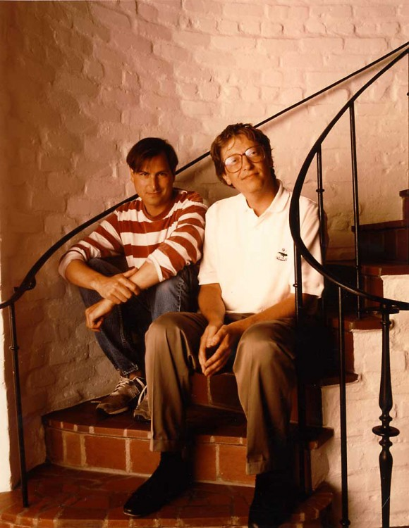 steve-jobs-and-bill-gates-1991