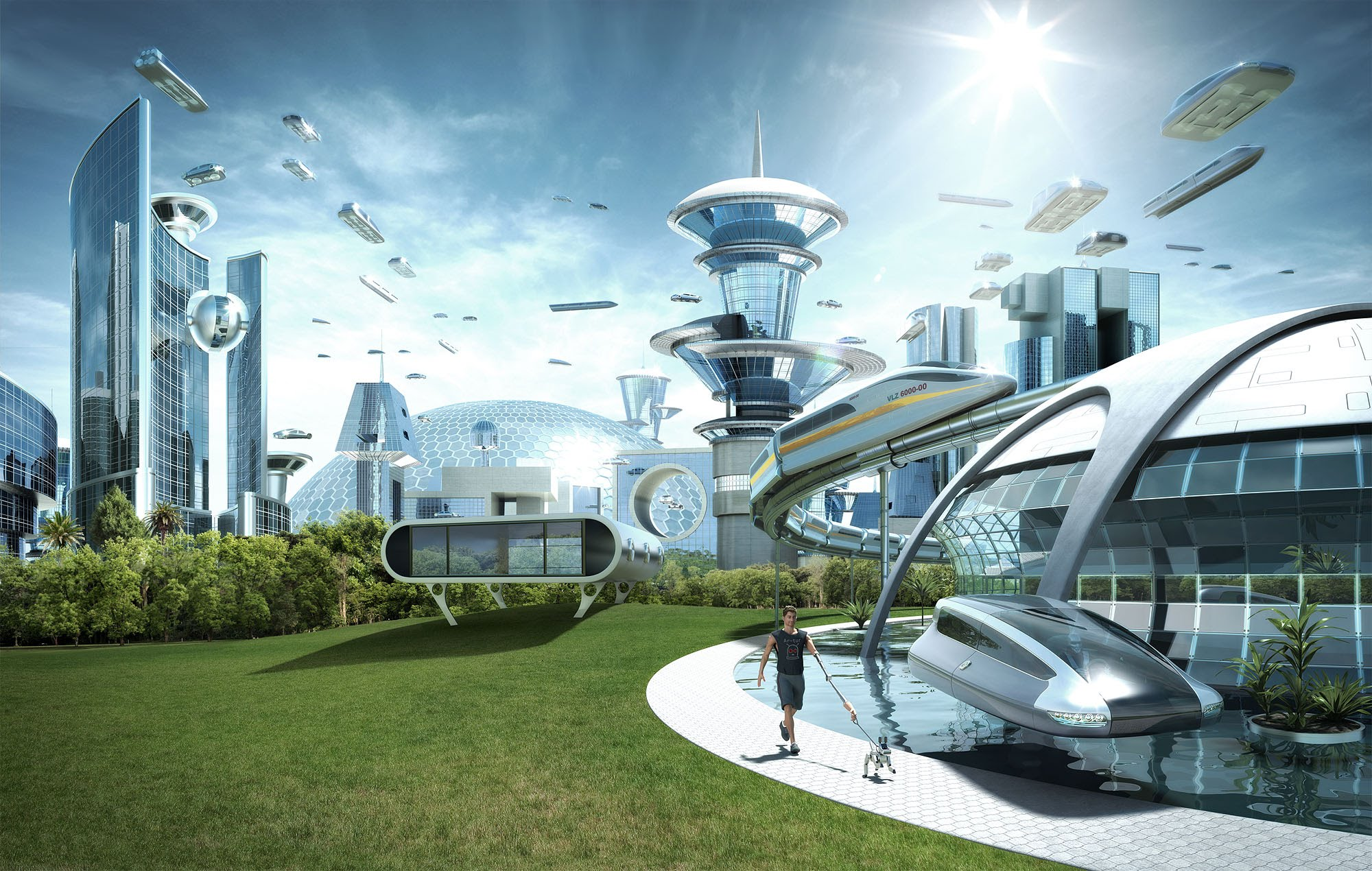 Futuristic Concepts Infographic Futuristic Technology Concepts We Need In Our Lives