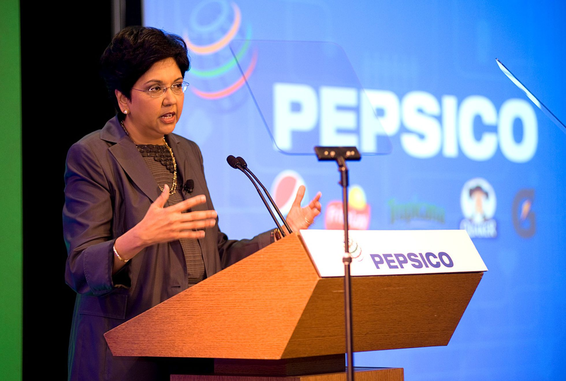 contribution of indra nooyi to pepsico as ceo Indra nooyi, pepsico - hero of conscious capitalism since becoming chairman and ceo of pepsico in 2006, indra nooyi has proven that a company can drive innovation and growth while looking out for all of its stakeholders - from employees, to investors, to consumers, to communities.