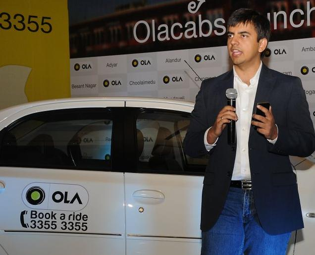 Softbank, ola deal