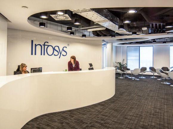 Infosys funding