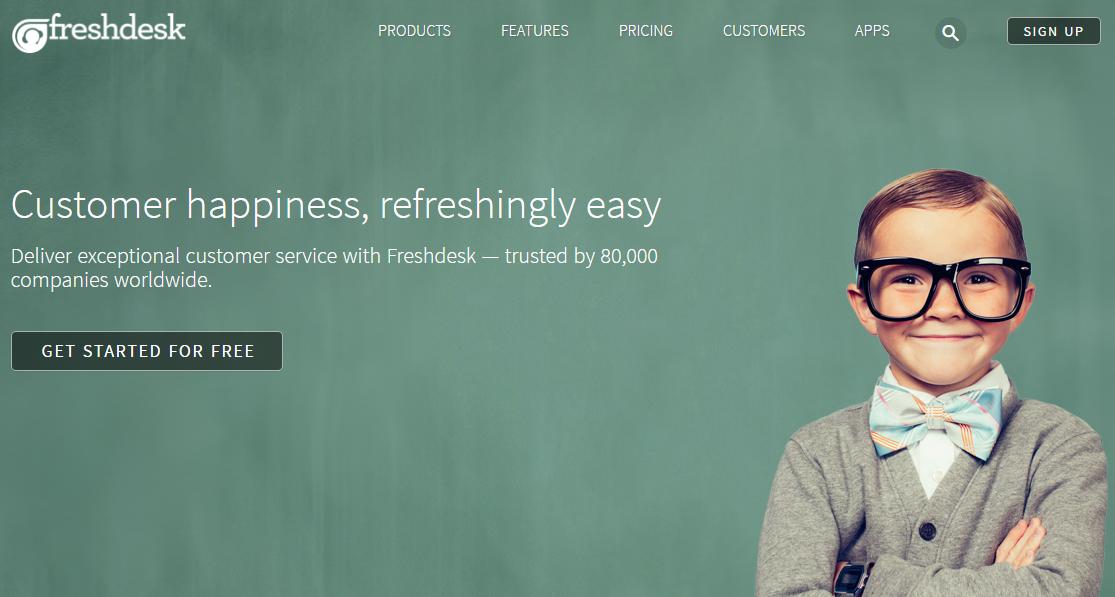 freshdesk funding