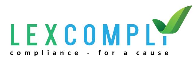 lexcomply funding