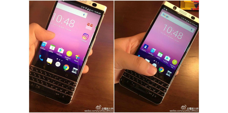 blackberry's last phone