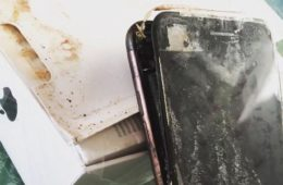 iphone explosion