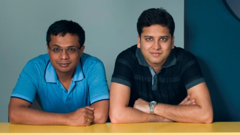 binny bansal investment