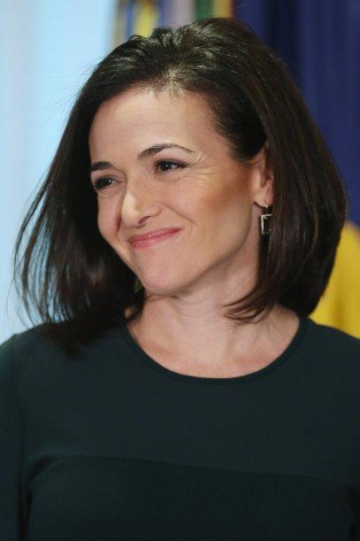 Sheryl Sandberg donation